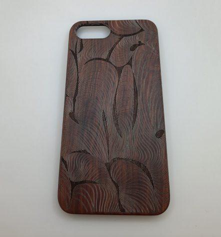 قاب گوشی چوبی