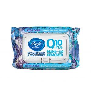 دستمال مرطوب Q10 دافی